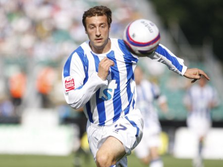 Albion double goalscorer - Glenn Murray